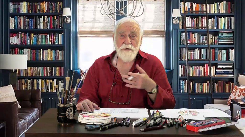 דני קרמן מספר על טחנת הרוח בירושלים