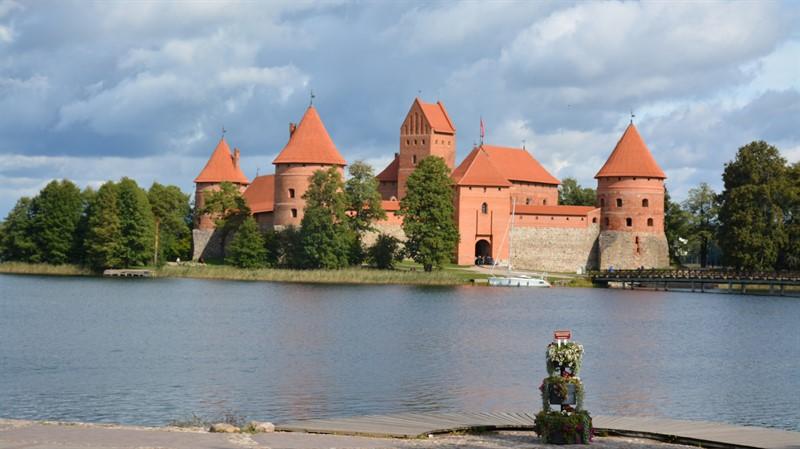 חופשה משפחתית בליטא: טירת טראקאי