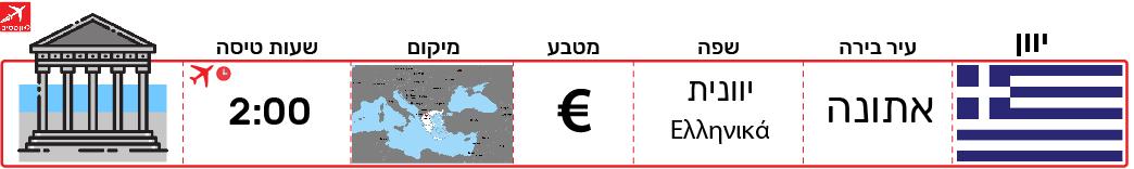 לאן טסים טיפים ומסלולים ביוון greece
