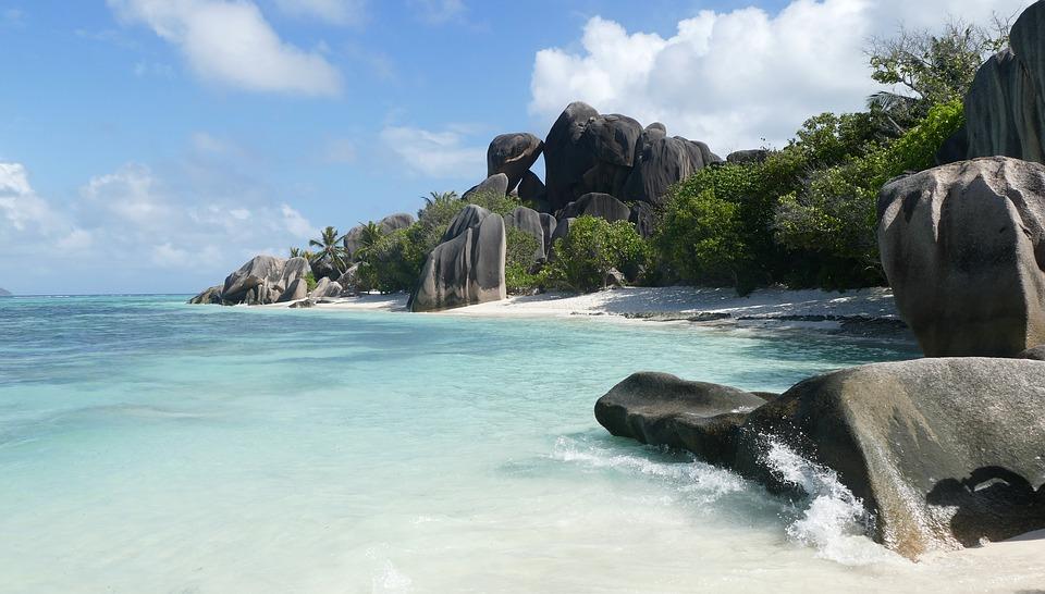 חופי אנסי לאציו באיי סיישל