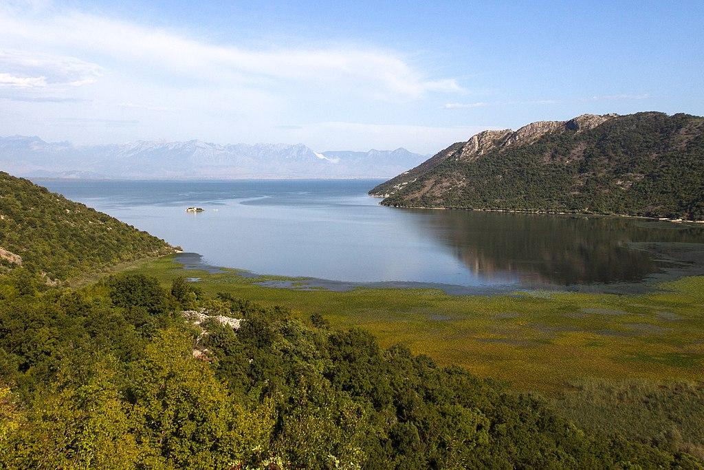 מונטנגרו אגם סקאדר