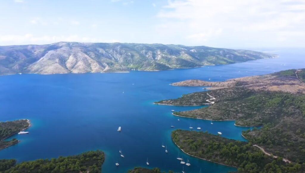 הים האדריאטי קרואטיה