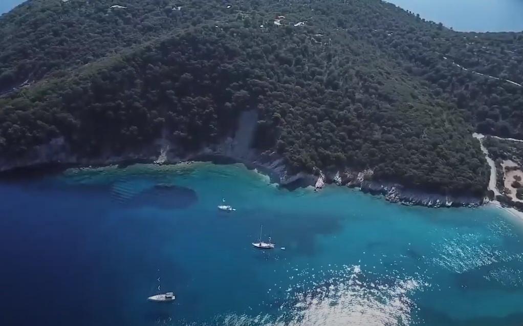 חופשת שייט על יאכטה באיי יוון