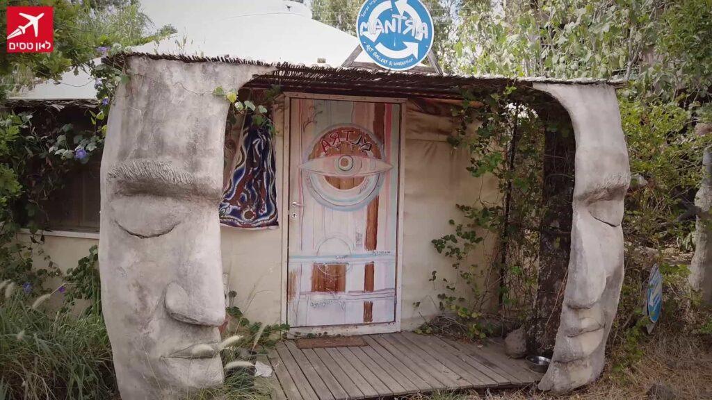 כפר האמנים אניעם רמת הגולן