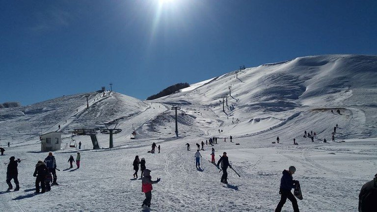 סקי ביוון ההררית חבל אפירוס