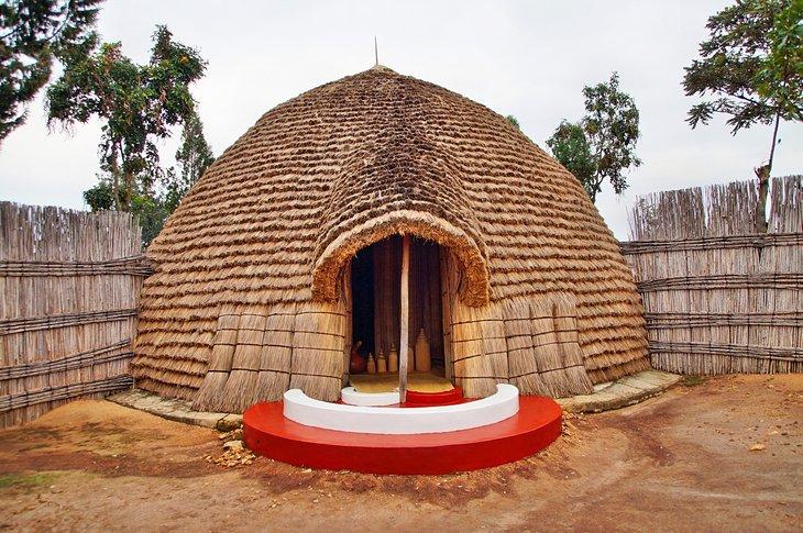 מוזיאון ארמון המלך רואנדה