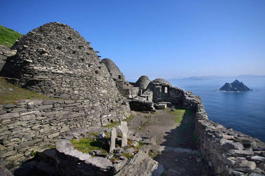 Skellig Michael Beehive Huts, Wild Atlantic Way אירלנד