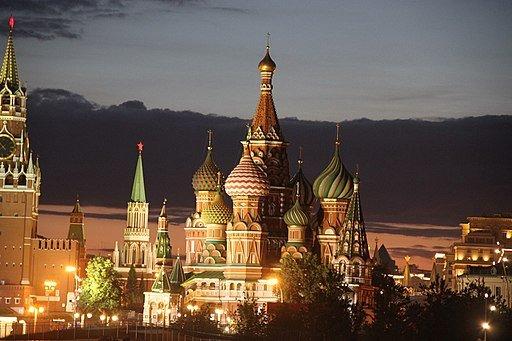 טיול למוסקבה הקרמלין והכיכר האדומה