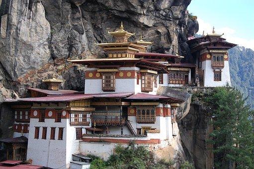 מנזר קן הנמרים בהוטן