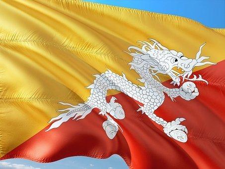 דגל בהוטן